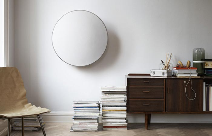BeoPlay A9 wall mounted