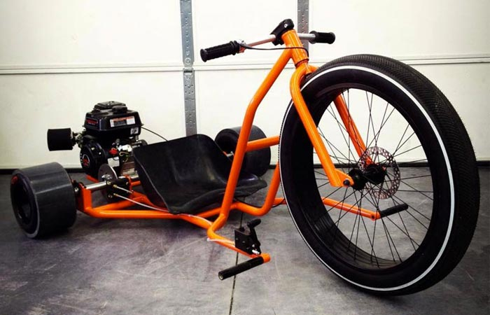 Big Wheel Drift Trikes For Sale By SFD Industries