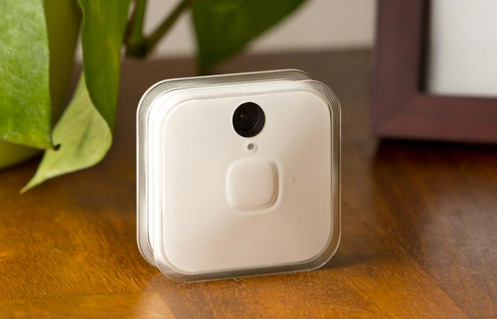 Blink home monitoring system