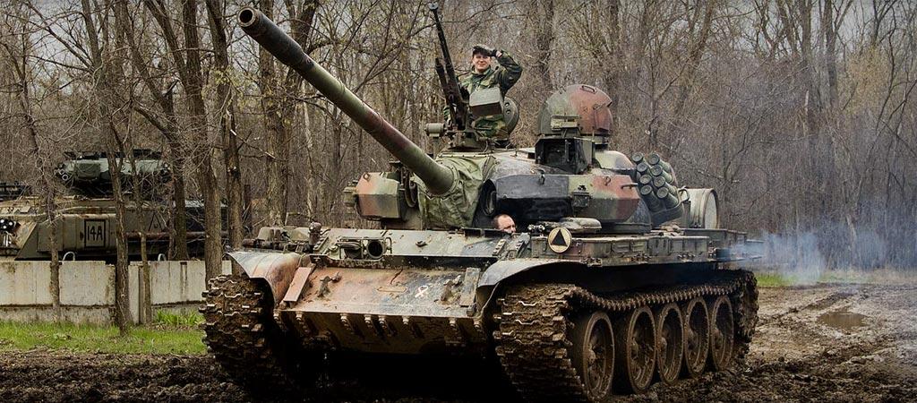Drive A Tank >> Drive A Tank