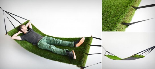 GRASS FIELD HAMMOCK | BY STUDIO TOER