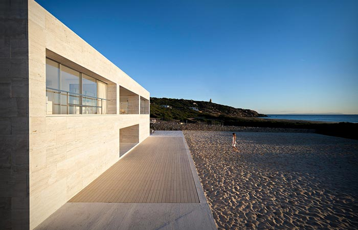 House of the Inifinite by Alberto Campo Baeza