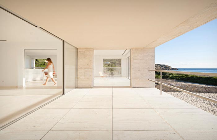 Beach house in Cadiz, Spain