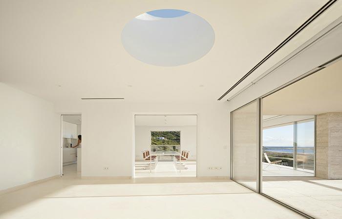 House of the Inifinite by Alberto Campo Baeza