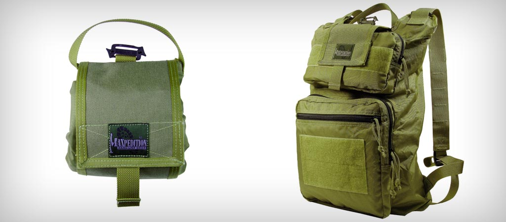 Maxpedition RollyPoly foldable backpack