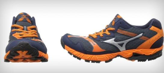 MIZUNO WAVEASCEND 8 TRAIL RUNNING SHOES