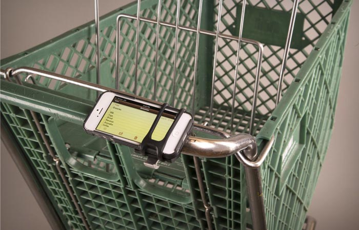 Universal Smartphone mount