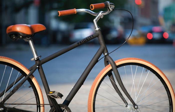 Priority Bike, maintenance free bike