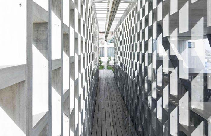 LAND Arquitectos design in Chile
