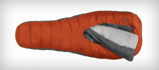SIERRA DESIGN BED-STYLE SLEEPING BAG