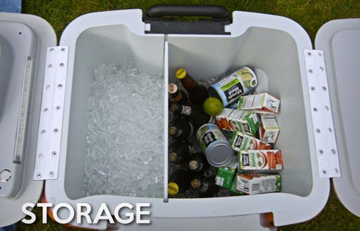 Coolest Cooler storage