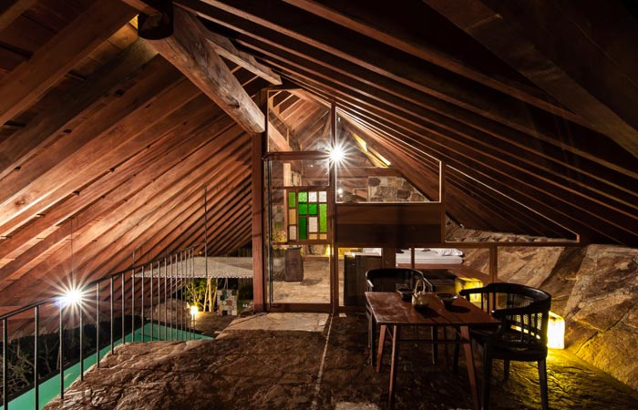 The Tent by A21 Studio