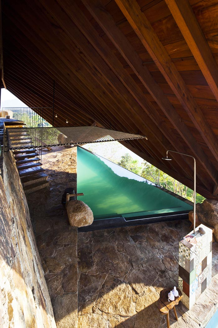 Interior design of The Tent by A21 Studio