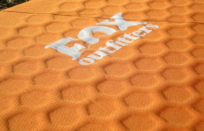 Fox Outfitters Lightweight self inflating mattress