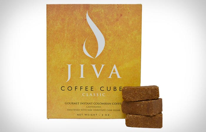 Jiva Coffee Cubes