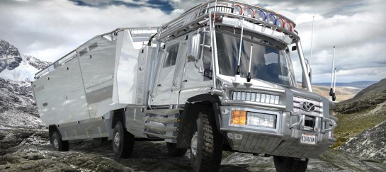 KIRAVAN EXPEDITION VEHICLE
