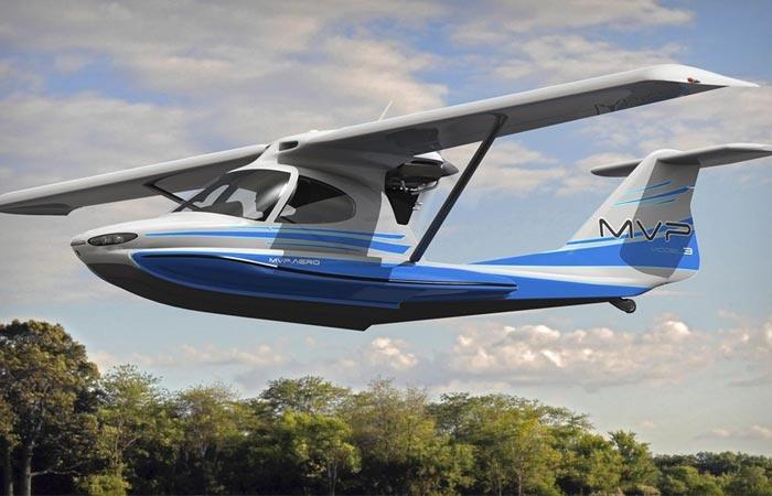 MVP Aero aircraft