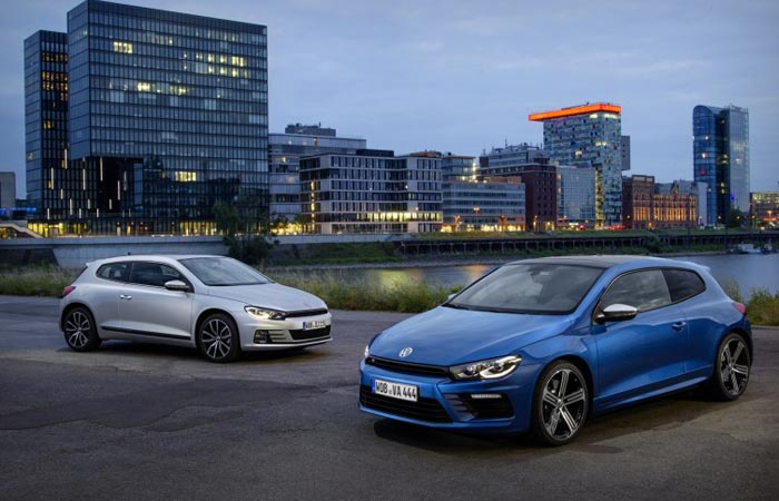 New VW Scirocco