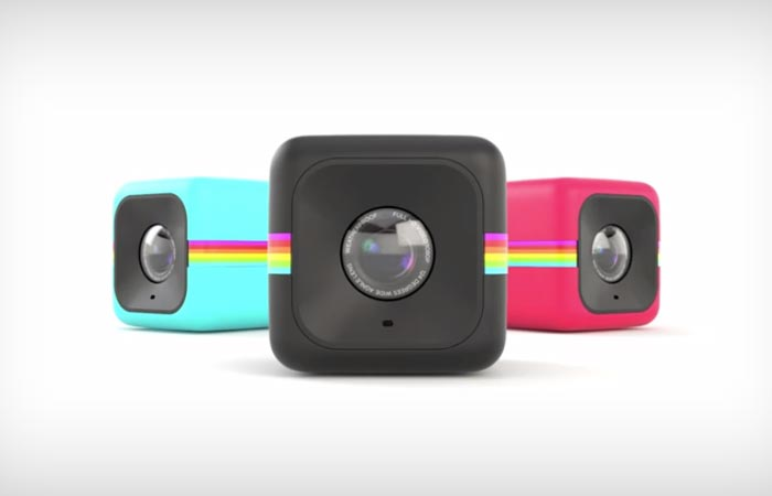 Polaroid Cube available colors