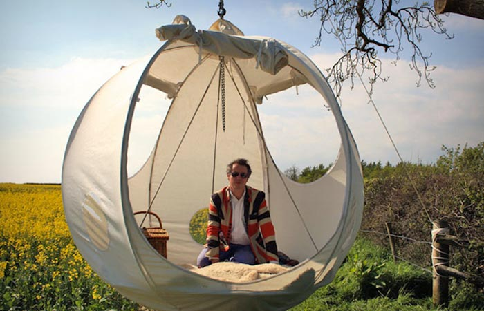 Roomoon Hanging Tent & ROOMOON HANGING TENT | Jebiga Design u0026 Lifestyle