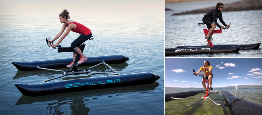 Schiller X1 Water Bicycle Jebiga Design Amp Lifestyle
