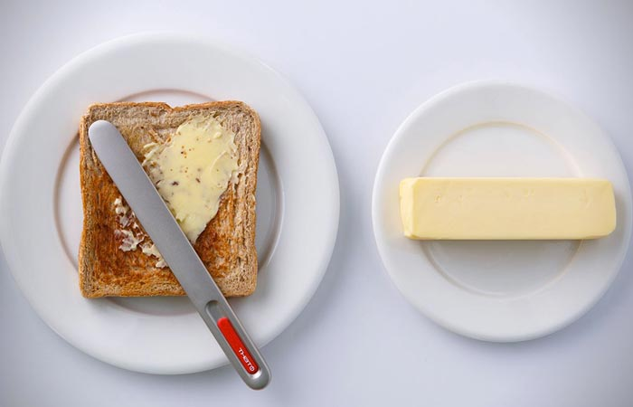 Spreadthat! heated butter knife