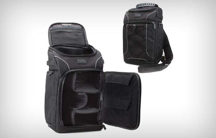 USA Gear S15 Professional SLR Camera Sling Backpack