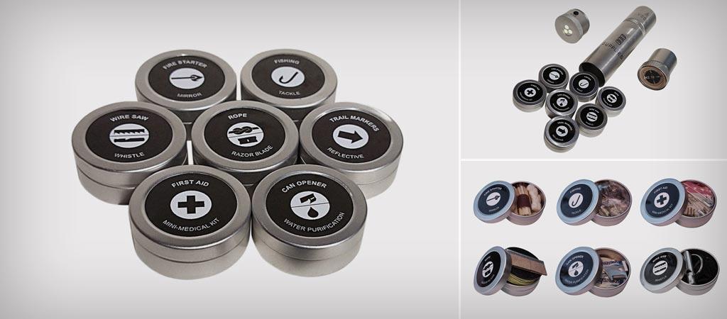 VSSL Supplies survival gear cylinder