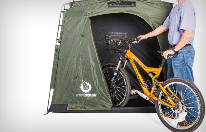 YARDSTASH III portable shed