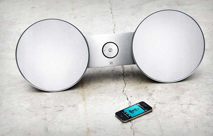 BeoPlay A8 from Bang & Olufsen