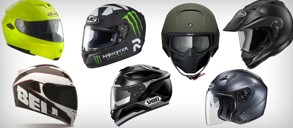 19 best motorcycle helmets for new and seasoned riders for Best helmet for motor scooter