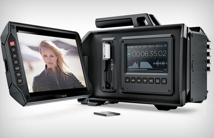 Blackmagic Ursa 4K camera