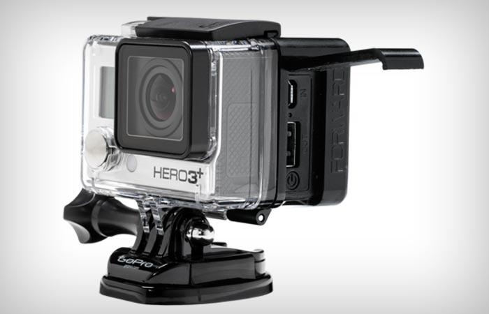 GoPro 3+ power pack