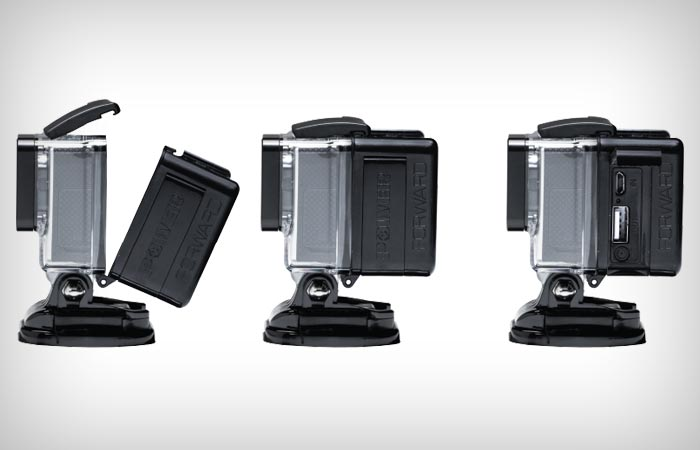 GoPro power pack
