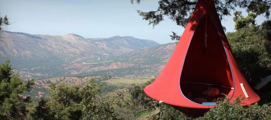 CACOON HANGING TENT