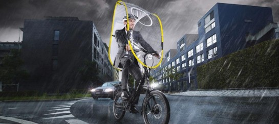 DRYVE | WEATHER PROTECTION SYSTEM FOR BICYCLES