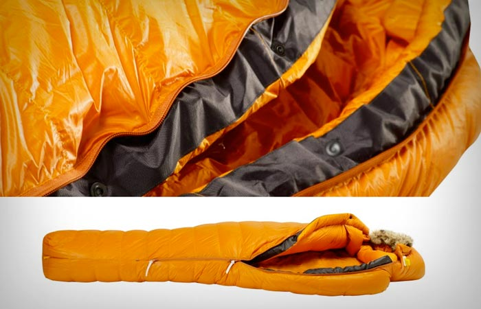 -30 degree sleeping bag