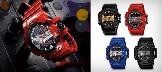G-SHOCK G'MIX GBA-400 SMARTWATCH