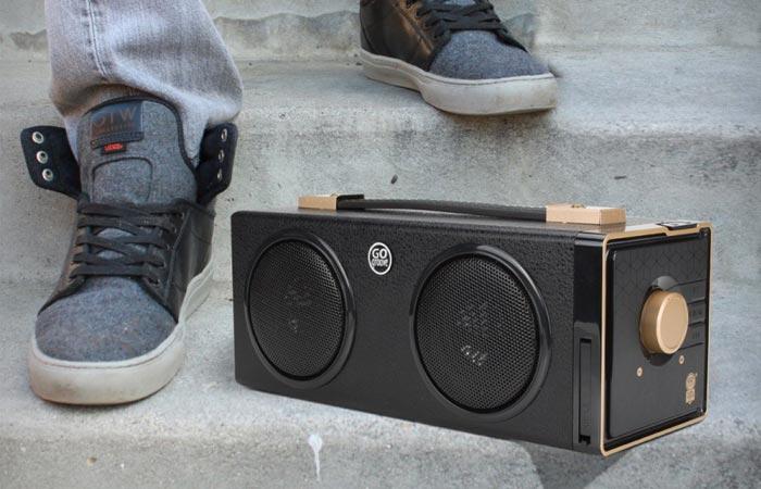 GOgroove SonaVERSE portable speaker