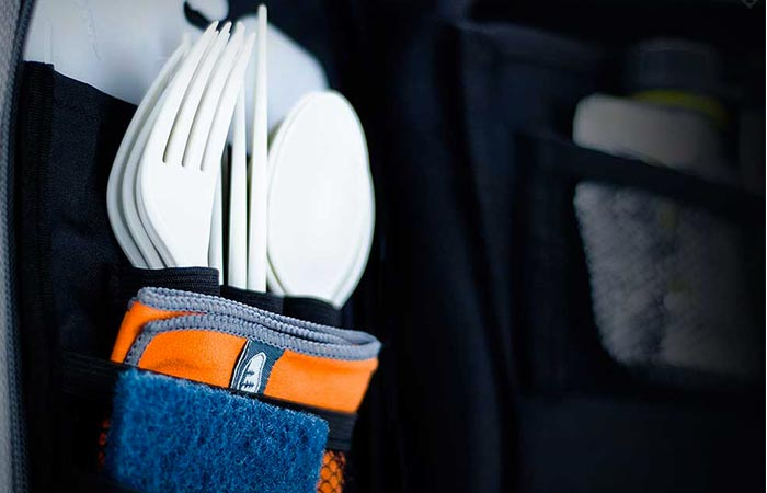 GSI Destination kitchen set forks, knives and spoons