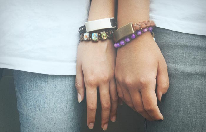 Kyte & Key Cabelet bracelet