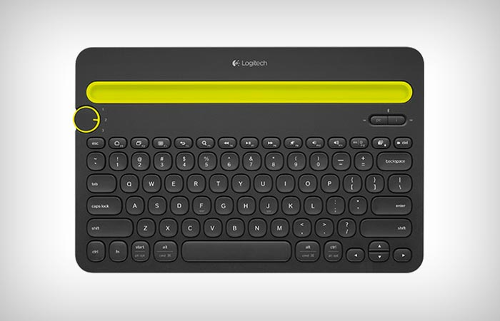 Logitech K480 multi-device Keyboard