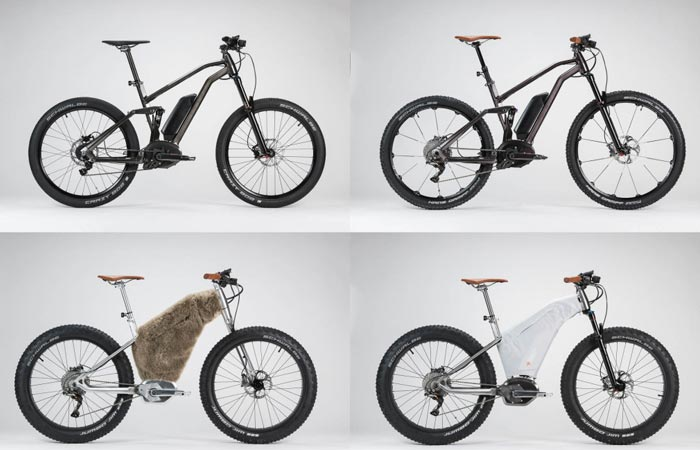 M.A.S.S Electric bicycle