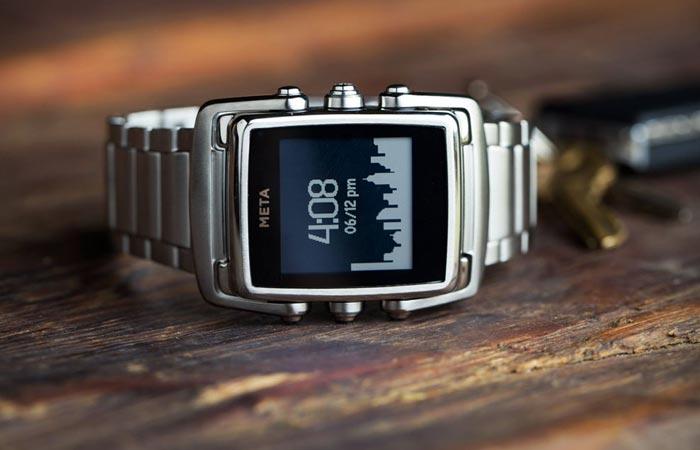 Meta M1 by Meta Watch