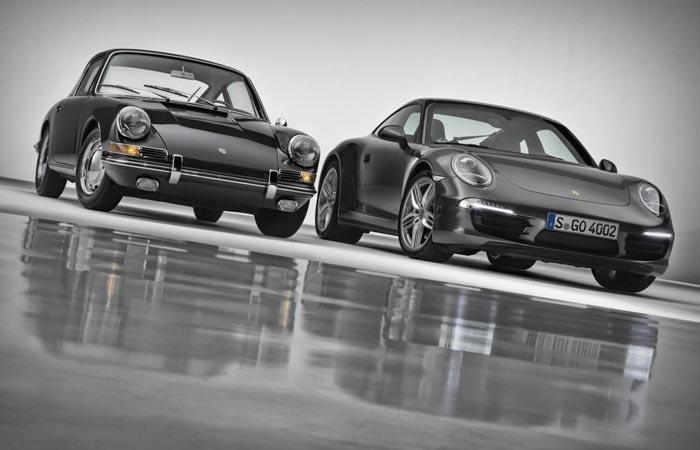 Porsche 911 Book: 50th Anniversary Edition
