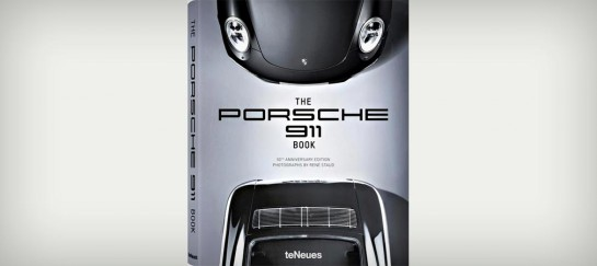 PORSCHE 911 BOOK: 50th ANNIVERSARY EDITION