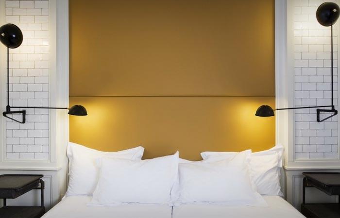Room at Praktik Hotel