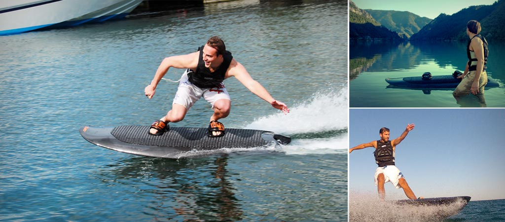 Radinn electric wakeboard