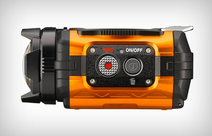 Ricoh WG-M1 action camera