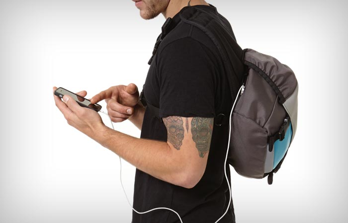 Soot Electropack 2 mini messenger